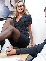 Sex in Office, Brandi Love was my personal Earliest Fuck Teacher