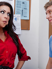 Sex at Work, Jessica Jaymes