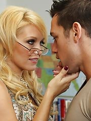Naughty Office, Charlee Chase