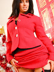 Hardcore Office, Its Xmas time in the office and the secretary wants to show you want she wears under her outfit