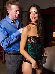 Officesex, Lyla Storm as booked Todays Lady